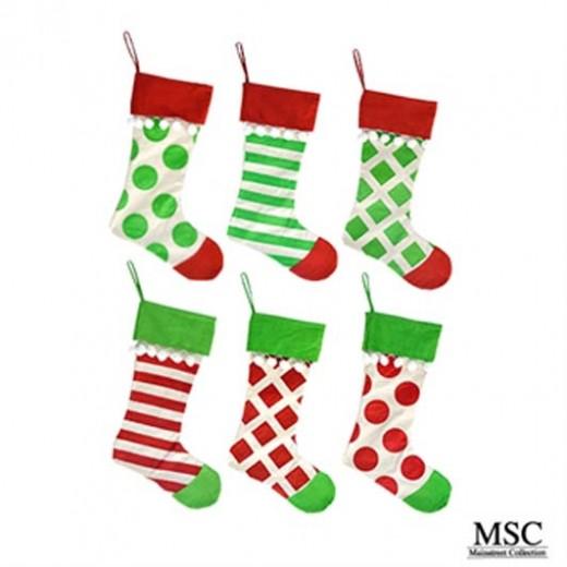 MSC Christmas stockings