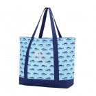 blue finn tote
