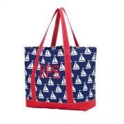 sailboat tote
