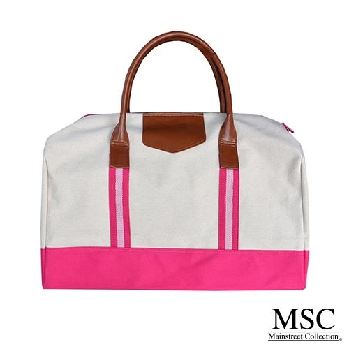 Pink MSC Weekender