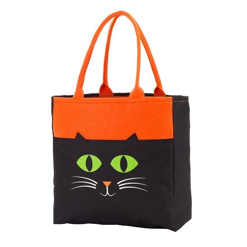 cat Halloween bag