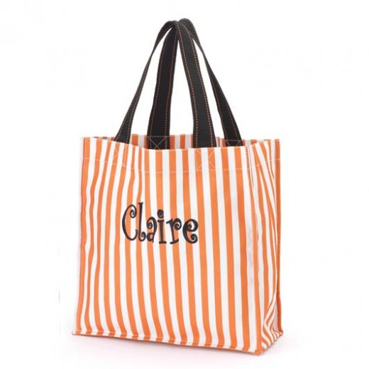 Halloween Bags Monogrammed