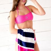 preppy towel